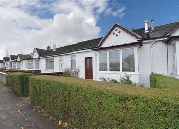 Thumbnail 2 bed terraced bungalow for sale in Newmains Road, Renfrew