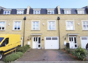 Thumbnail 4 bed town house for sale in Summer Gardens, Ickenham