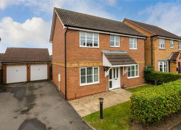 Thumbnail 3 bed detached house for sale in Barley Lane, Billinghay, Lincoln