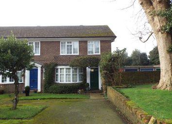 Thumbnail 3 bed end terrace house for sale in Waterside Gardens, Wallington, Fareham