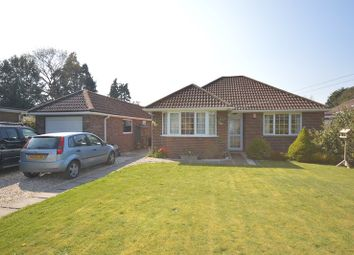 Thumbnail 4 bed detached bungalow for sale in Green Lane, Blackfield, Southampton