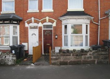 Thumbnail 3 bedroom terraced house to rent in Passey Road, Moseley, Birmingham