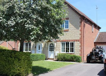 Thumbnail 3 bed semi-detached house for sale in Embry Close, Calne