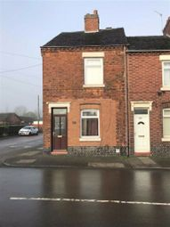 Thumbnail 2 bedroom terraced house for sale in Ruxley Road, Bucknall, Stoke- On -Trent, Staffordshire
