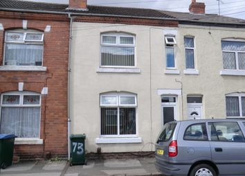 Thumbnail 4 bedroom terraced house to rent in Hartlepool Road, Hillfields, Coventry