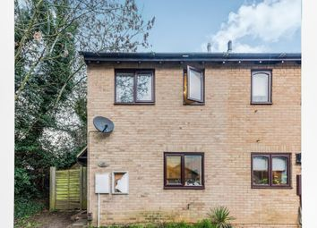 Thumbnail 2 bed end terrace house for sale in Dovehouse Close, Eynsham, Witney