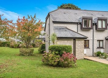 Thumbnail 2 bed semi-detached house for sale in Maenporth, Falmouth, Cornwall