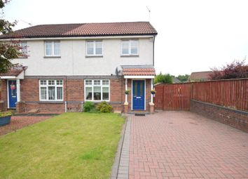 Thumbnail 3 bed semi-detached house for sale in Macarthur Wynd, Cambuslang, Glasgow