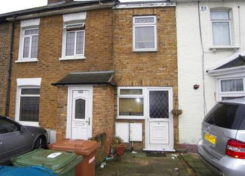 Thumbnail 1 bed terraced house to rent in Canning Road, Wealdstone, Harrow