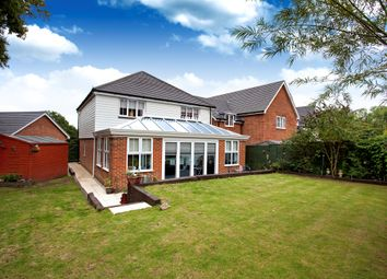 Thumbnail 4 bed detached house for sale in Roman Lane, Southwater, Horsham