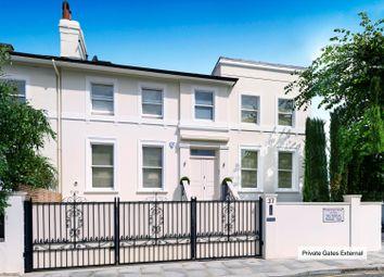 Victoria Road, Kensington, London W8.