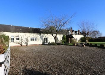 Thumbnail 5 bed property for sale in Calveley Hall Lane, Calveley, Tarporley, Cheshire