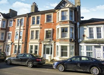 Thumbnail Flat for sale in Manor Road, Hastings