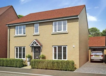 Thumbnail 4 bed detached house for sale in Hadham Road, Bishop's Stortford, Hertfordshire