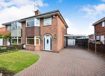 Thumbnail 3 bed semi-detached house for sale in Westdale Road, Mansfield, Nottinghamshire, .
