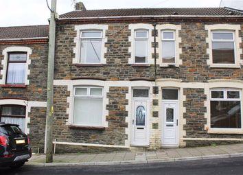 Thumbnail 2 bedroom terraced house for sale in Augustus Street, Ynysybwl, Pontypridd