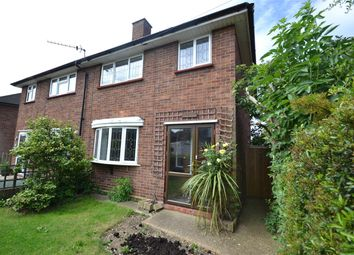 Thumbnail 2 bed semi-detached house to rent in Grovestile Waye, Bedfont, Feltham
