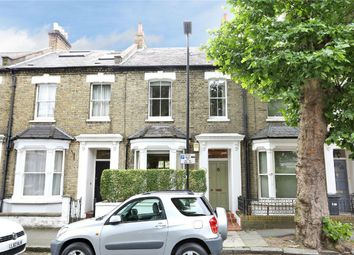 Thumbnail 3 bed terraced house for sale in Elliott Road, Chiswick, London