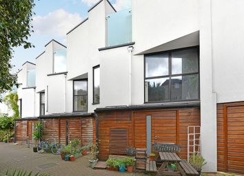 Thumbnail 2 bed mews house to rent in Brickfield Close, Brenthouse Road, London
