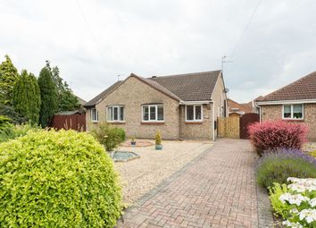 Thumbnail 2 bed bungalow for sale in Fossland View, Strensall, York