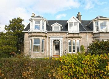 Thumbnail 4 bedroom terraced house for sale in West King Street, Helensburgh