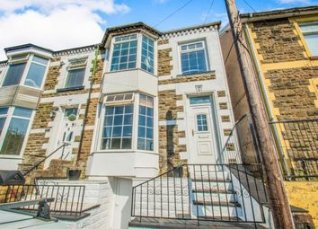 Thumbnail 3 bed terraced house to rent in Sion Street, Pontypridd