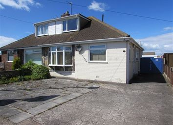 Thumbnail 3 bed bungalow for sale in Northumberland Avenue, Thornton Cleveleys