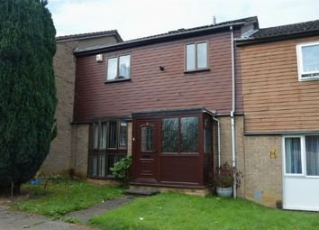 Thumbnail 3 bedroom terraced house to rent in Farmfield Court, Thorplands, Northampton
