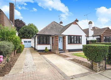 Thumbnail 3 bed detached bungalow for sale in Branscombe Gardens, Southend-On-Sea