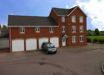 Thumbnail 2 bed flat for sale in Epsom Close, Stevenage, Herts