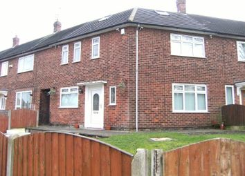 Thumbnail 4 bed property to rent in Greyfriars Road, Wythenshawe, Manchester