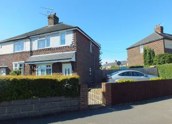 Thumbnail 3 bed semi-detached house for sale in Sandy Road, Sandyford, Stoke-On-Trent