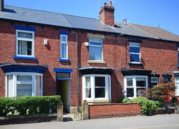3 bed terraced house for sale in Marshall Road, Woodseats, Sheffield S8