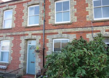 Thumbnail 3 bedroom terraced house for sale in Belle Vue Terrace, Crewkerne