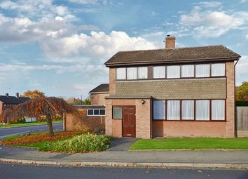 Thumbnail 3 bed detached house for sale in Woodfield Road, Earlsdon, Coventry, West Midlands