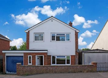 Thumbnail 3 bed detached house for sale in Gladstone Road, Willesborough, Ashford, Kent
