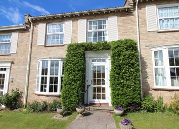 Thumbnail 4 bed terraced house for sale in The Orchard, Milford On Sea, Lymington