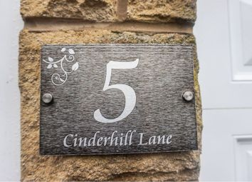 Thumbnail 3 bed detached house for sale in Cinderhill Lane, Sheffield
