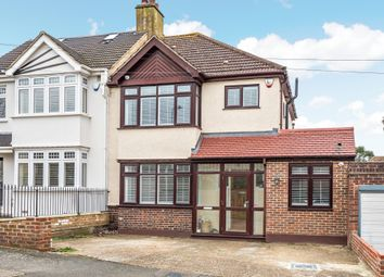 Thumbnail 4 bed semi-detached house for sale in Beaconsfield Road, Mottingham