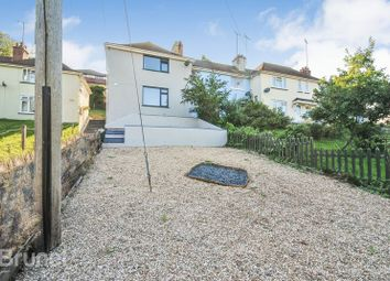 Thumbnail 3 bed end terrace house for sale in Green Park, Cawsand, Torpoint