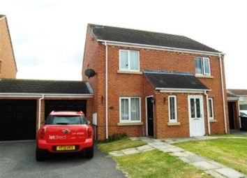 Thumbnail 2 bed semi-detached house to rent in Ivyway, Pelton, Chester Le Street