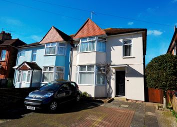 Thumbnail 3 bed semi-detached house for sale in Windermere Crescent, Eastbourne