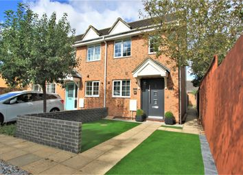 Moat Way, Swavesey, Cambridge CB24. 2 bed end terrace house for sale