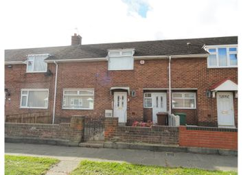 Thumbnail 2 bedroom terraced house for sale in Jameson Road, Hartlepool