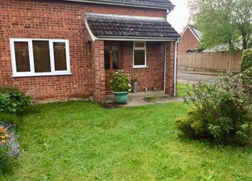 Thumbnail 3 bed semi-detached house to rent in Redmere Close, Frettenham, Norwich