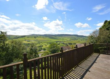 Thumbnail 4 bed semi-detached house for sale in Simonside View, Rothbury, Northumberland
