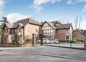 Thumbnail 3 bed flat for sale in Cherry Tree Way, Stanmore