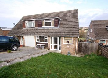 Thumbnail 3 bed semi-detached house for sale in Arundel Drive, Rodborough, Stroud