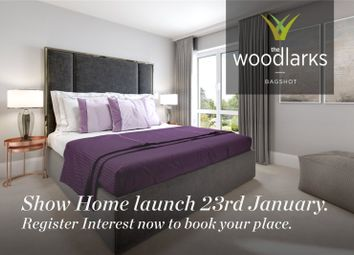 Plot 2, 3 The Woodlarks, Bagshot GU19. 5 bed link-detached house for sale