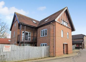 Thumbnail 2 bed duplex for sale in Warner Mews, Botley, Southampton